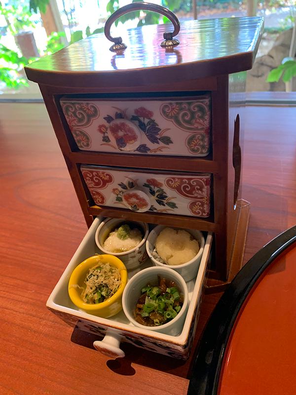 千曲乃湯 しげの家 朝食